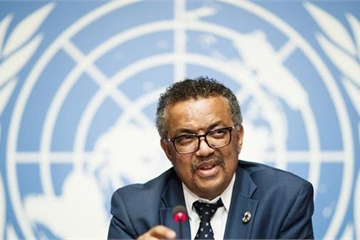 Chân dung Tổng giám đốc WHO gây tranh cãi trong cuộc chiến chống Covid-19