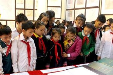 Tăng cường tuyên truyền kiến thức về chủ quyền biển đảo cho học sinh