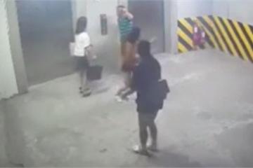 Hà Nội: Điều tra vụ người đàn ông say xỉn bị tố sàm sỡ phụ nữ tại chung cư Mipec