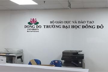 Bộ Quốc phòng rà soát văn bằng ngôn ngữ Anh của ĐH Đông Đô, ĐH Thành Đô