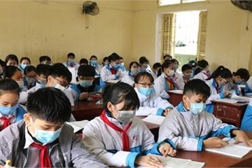 38 học sinh có biểu hiện ho, sốt ở Vĩnh Phúc hiện sức khỏe ra sao?