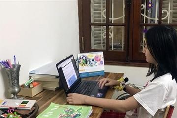 """Sở GD&ĐT Hà Nội ra công văn mới gỡ """"lệnh cấm"""" thu phí học online với trường tư"""