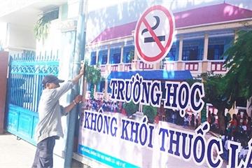 Phát huy vai trò của đoàn thể trong phòng chống thuốc lá tại trường học