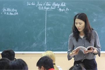 Hà Nội: Đề xuất hỗ trợ giáo viên khó khăn có con nhỏ, phải thuê nhà