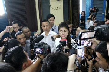 Viện kiểm sát nêu 11 vi phạm tố tụng, đề nghị hủy án ly hôn ông Vũ, bà Thảo