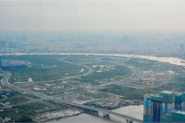 Thanh tra chính phủ sẽ công bố ranh 5 khu phố tại Thủ Thiêm trước Tết Nguyên đán