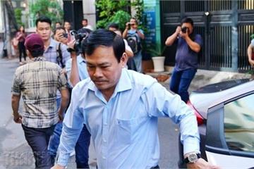 Ngày mai Nguyễn Hữu Linh lại hầu tòa nghe luận tội