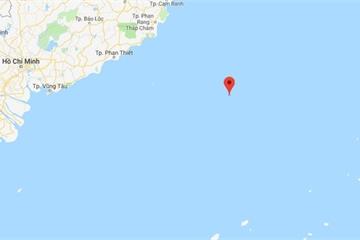 Gặp sự cố trên vùng biển động, tàu cá có 5 thuyền viên xin trợ giúp khẩn cấp