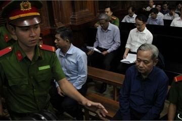 Ông Nguyễn Hữu Tín: Bị cáo đã nói vợ cố gắng kiếm tiền khắc phục hậu quả