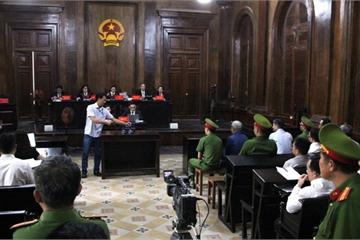 Lập luận của các luật sư bào chữa cho ông Nguyễn Hữu Tín