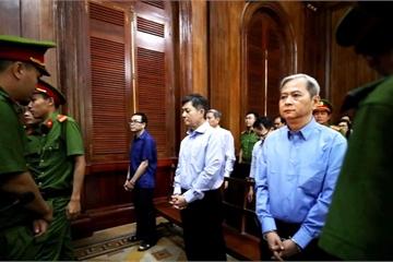 Cựu Phó Chủ tịch UBND TP.HCM Nguyễn Hữu Tín bị tuyên phạt 7 năm tù