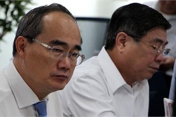 Bí thư Nguyễn Thiện Nhân nói về quy trình kỷ luật cựu lãnh đạo Thành phố vi phạm