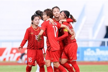 Xem trực tiếp bán kết bóng đá nữ Việt Nam vs Philippines ở kênh nào?