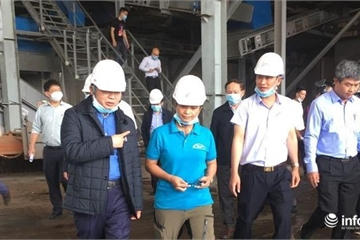 Bộ trưởng TN&MT thị sát Nhà máy xử lý rác thải tầm cỡ thế giới ở Quảng Bình