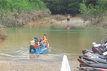 Quảng Bình: Đi xúc cá, một phụ nữ bị nước cuốn mất tích