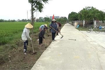 Quảng Bình: Huyện Quảng Ninh phấn đấu hơn 85% số xã đạt nông thôn mới trong năm 2020