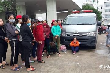 Quảng Bình: Đình chỉ bác sĩ trực liên quan vụ sản phụ tử vong