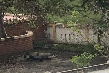 Quảng Bình: Phát hiện thi thể cháy đen trong nghĩa trang