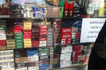 Bán thuốc lá cho trẻ dưới 18 tuổi, phạt bao nhiêu tiền?