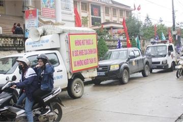 Lào Cai đẩy mạnh tuyên truyền PCTHTL