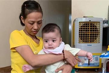 Mang thai 5 tháng phát hiện bị ung thư, người mẹ chịu mù mắt, thà chết vẫn sinh con!