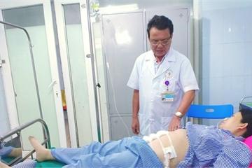 Cứu sống sản phụ vỡ tử cung do rau cài răng lược