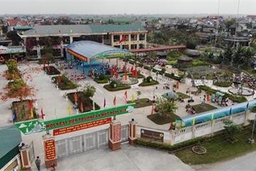 Thái Bình: Huyện Đông Hưng đẩy mạnh xã hội hóa các hoạt động văn hóa - xã hội