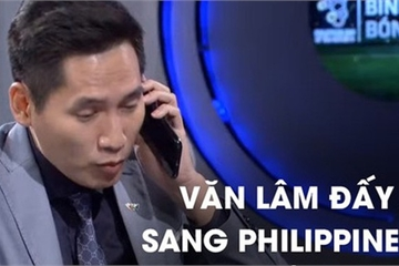"""Phẫn nộ với màn """"cá trê"""" của BTV Quốc Khánh với Bùi Tiến Dũng... ngay trên sóng VTV"""