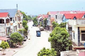 Bắc Ninh: Các tiêu chí xây dựng NTM của xã Dũng Liệt, huyện Yên Phong đều đạt chuẩn