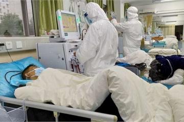 107 người TQ tử vong do viêm phổi Vũ Hán, VN cách ly nhiều người nghi nhiễm