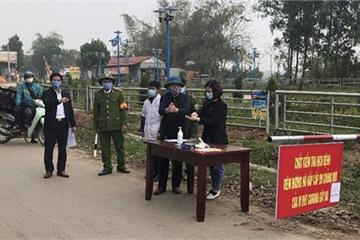 Thêm bệnh nhân thứ 16 mắc Covid - 19 ở Việt Nam, cả nhà 4 người đều mắc