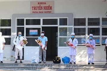 Công bố khỏi bệnh 2 bệnh nhân Covid-19 ở Ninh Thuận