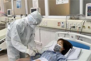 Thêm 2 ca mắc Covid-19, 1 bệnh nhân ung thư đi khám ở Bv Bạch Mai