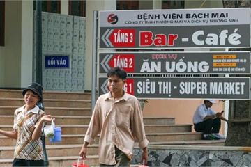 BV Bạch Mai cắt hợp đồng với công ty Trường Sinh, lắp 100 cây nước nóng