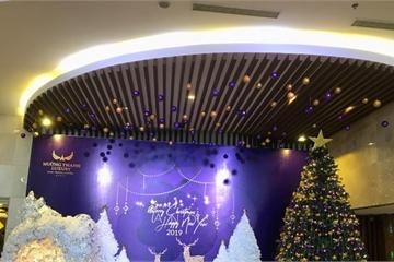 Chiêm ngưỡng loạt ảnh gần 60 khách sạn Mường Thanh tưng bừng đón giáng sinh