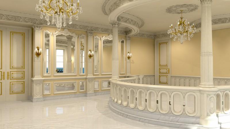 Ngắm cung điện được rao bán 139 triệu USD ở Mỹ - ảnh 15