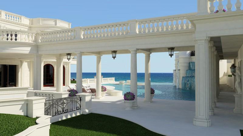 Ngắm cung điện được rao bán 139 triệu USD ở Mỹ - ảnh 17