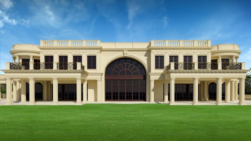 Ngắm cung điện được rao bán 139 triệu USD ở Mỹ - ảnh 2
