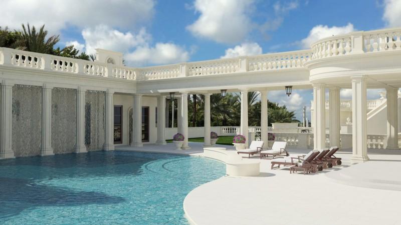 Ngắm cung điện được rao bán 139 triệu USD ở Mỹ - ảnh 18