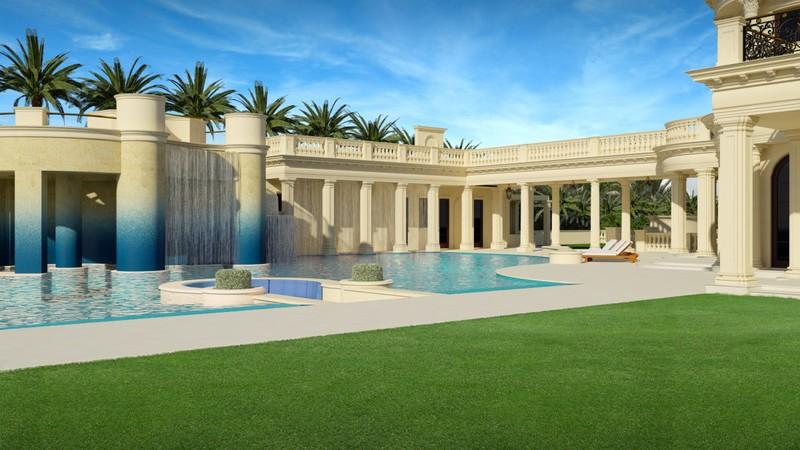 Ngắm cung điện được rao bán 139 triệu USD ở Mỹ - ảnh 19