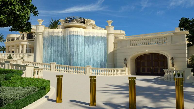 Ngắm cung điện được rao bán 139 triệu USD ở Mỹ - ảnh 3