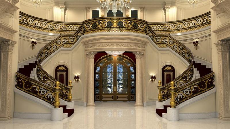 Ngắm cung điện được rao bán 139 triệu USD ở Mỹ - ảnh 4