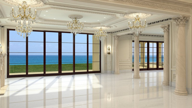 Ngắm cung điện được rao bán 139 triệu USD ở Mỹ - ảnh 5