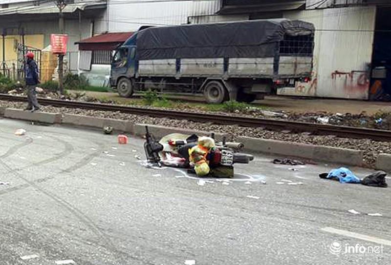 Vợ chồng già gặp tai nạn được CSGT đưa đi cấp cứu bằng xe ô tô đặc chủng - ảnh 2