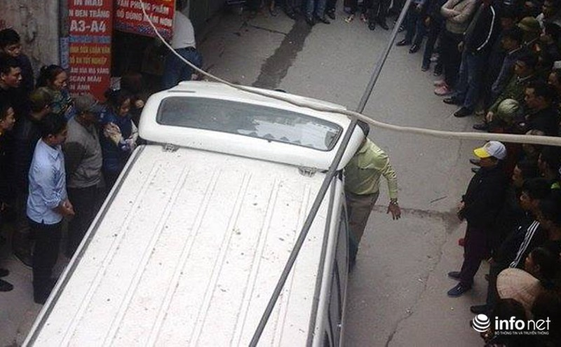 Nam thanh niên rơi từ nhà cao tầng xuống đất tử vong - ảnh 5