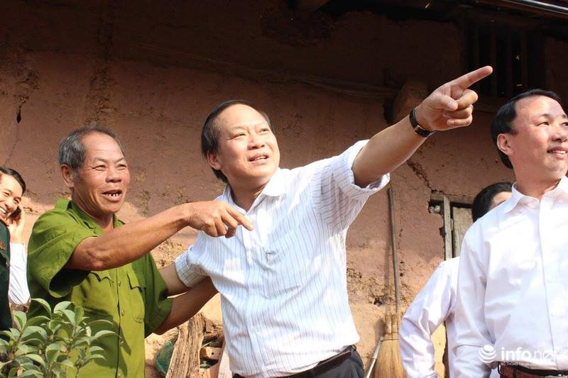 Bộ trưởng Bộ TT&TT Trương Minh Tuấn xúc động thăm lại chiến trường xưa - ảnh 4