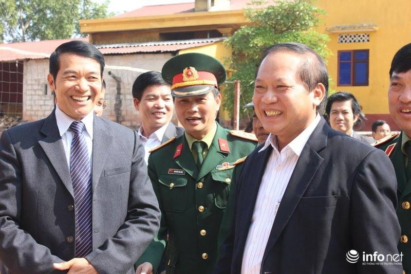 Bộ trưởng Bộ TT&TT Trương Minh Tuấn xúc động thăm lại chiến trường xưa - ảnh 6