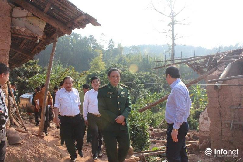 Bộ trưởng Bộ TT&TT Trương Minh Tuấn xúc động thăm lại chiến trường xưa - ảnh 3