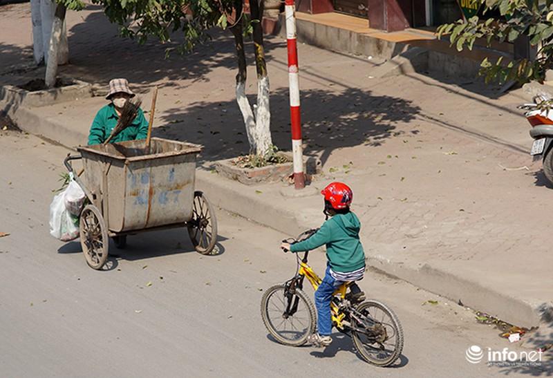 Ngày cuối năm rực nắng ở Hà Nội - ảnh 7