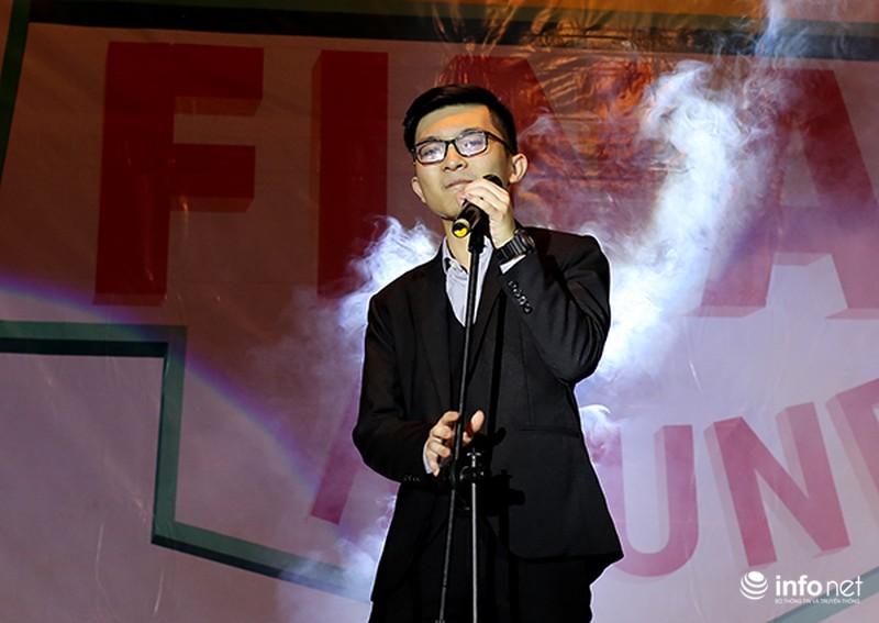 Chung kết cuộc thi hát tiếng Anh của học sinh, sinh viên Hà Nội - ảnh 2